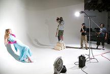 Photography in Studio / tecniche di luce e pose per fotografia in studio.