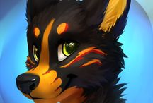 furry perfil