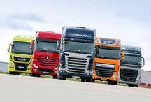 Lorrys/trucks