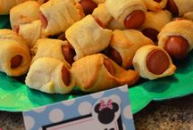 Birthday theme foods / by Kelly Foster