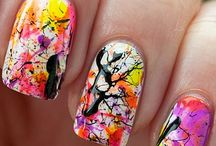 Beautiful nail arts to do