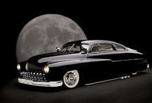 mercury coupe 1950 / a car