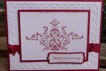 Valentine cards / by Dori Edwards
