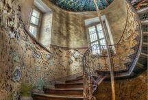 Wonderful staircases