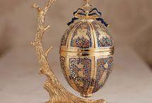 Jeweled Eggs