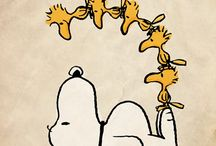 Snoopy and the gang / by Clarinda Nunez