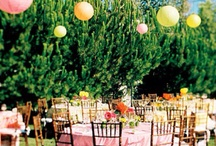 Outdoor Events / Outdoor weddings and events are beautiful- whether it's day or nighttime there are so many options to let utilise your surroundings. Think pretty fairy lights, using tree's to hang things on or wind things around. Lovely marquees, flags, flower arrangements and more, let this board inspire you! Visit our website for other ideas www.weddingandeventcreators.com.au