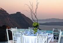 Wedding decoration @ Aenaon Villas