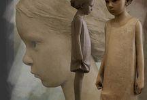 Sculpture modelage