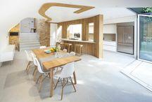 Salle à manger / Déco salle à manger, meuble salle à manger, salle à manger moderne, salon salle à manger, salle à manger design.