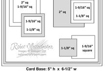 Card and Layout Sketches