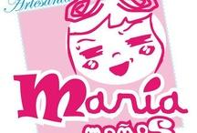 BOTIGA MARIA MONYOS 2015 / Las creaciones de MARIA MOÑOS cada dia mejor y mas economicas...