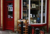 Antiquarian Bookshops