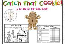 Preschool Ideas-Gingerbread