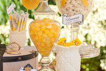 Mesa dulce / Candy Bar