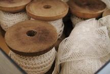 scissors thread yarn & string