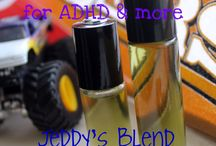 Essential Oils & Homemade Toiletries / by Heather Bacon Poe