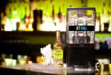JetChill Bars / This is where you can find our JetChill machines around the world serving smoking cocktails.