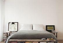Daire yatak odaları