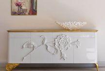 Stresa collection / Rozzoni Mobili d'Arte. Made in Italy. Design Statilio Ubiali
