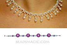 Seed bead patterns