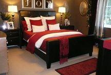 Master bedroom redecoration