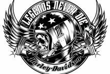 Harley Legends Never Die