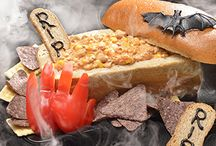 Halloween Recipes / To be gobbled up by the cutest goblins and ghosts in the land.