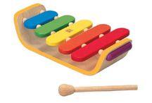 Wooden Rainbow Toys