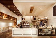 My Coffee Shop / Ideas for my Dream shop