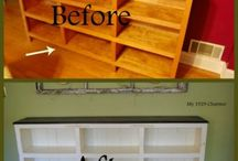 DIY-mobilya yenileme
