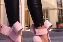 My shoes / by Teresa Villarreal-Rios