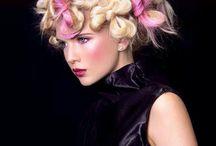 Lorna Evans hair up inspiration