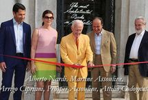 Venice Boutique Opening With Arrigo Cipriani / by ASSOULINE