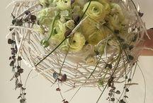 svatební kytice netradiční