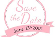 Wedding Save The Date Designs