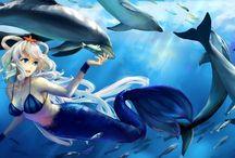 delfines animék