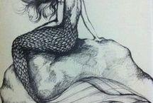 картинюшки / Иллюстрации, перышки, роспись...