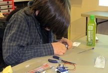 Hands-on Robotics  / Science Buddies Project Ideas, activities, and blog posts about K-12 robotics engineering and design. / by Science Buddies