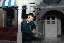 La realidad imita al Lego
