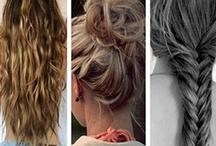 Crazy hair stuff