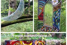 Stained Glass Mosaics by Sue Smith