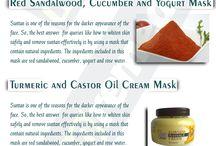 Lighten skin naturally