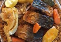 Senegal and Gambian dishes
