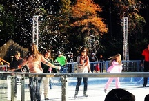 Holidays on the River / The Tuscaloosa Holidays on the River Ice Rink will open Monday, Nov. 26 through Sunday, Jan. 6. Skate and celebrate at the region's largest open-air holiday ice skating rink located at 1901 Jack Warner Parkway, Tuscaloosa, Alabama 35401, behind the Mildred Westervelt Warner Transportation Museum on the site of the former Queen City Pool!  http://holidaysontheriver.com  / by Visit Tuscaloosa