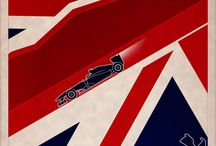 F1 Posters / by Liam O'Neill
