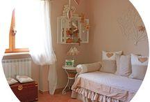 """cameretta shabby chic / """"Interior Design & Styling progetta e realizza la casa dei tuoi sogni"""""""