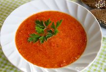 Супы {Soup)