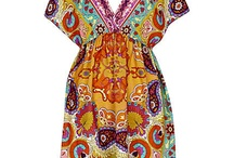 hippie chic for doll clothes ideas / Doll clothes inspiration