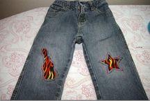 pantolon yamaları